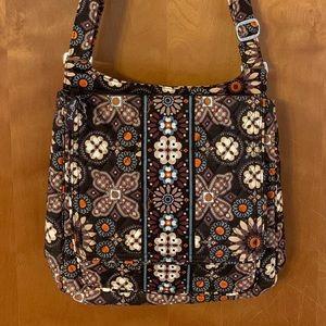 Vera Bradley Canyon mailbag crossbody